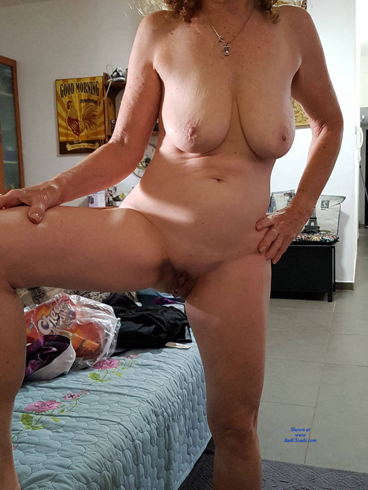 Girl stripped by others