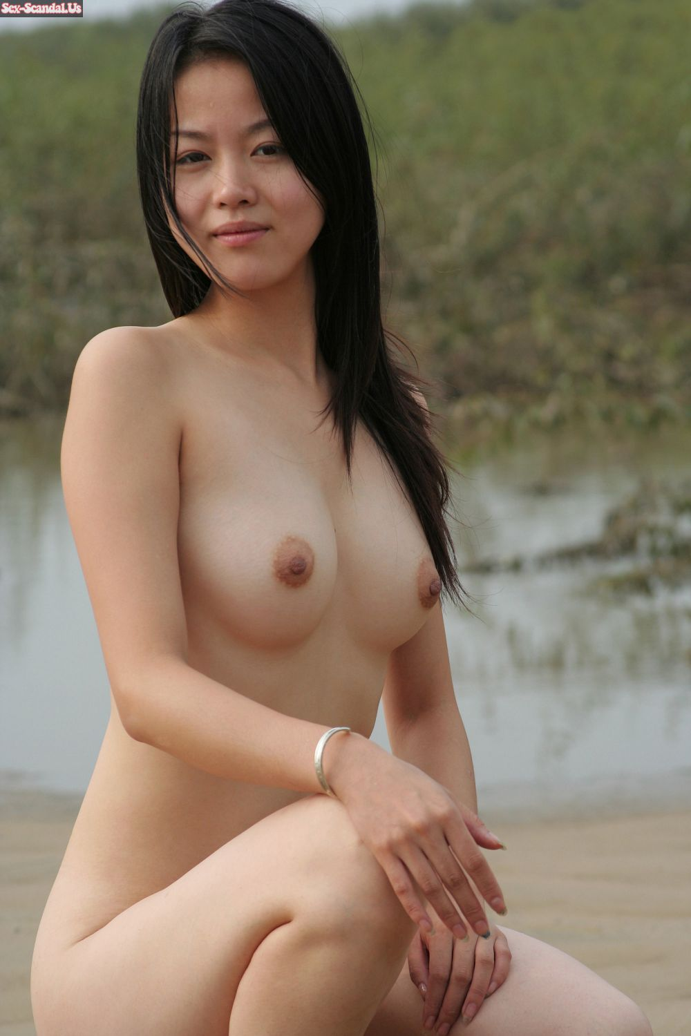 Teen first time poseing nude